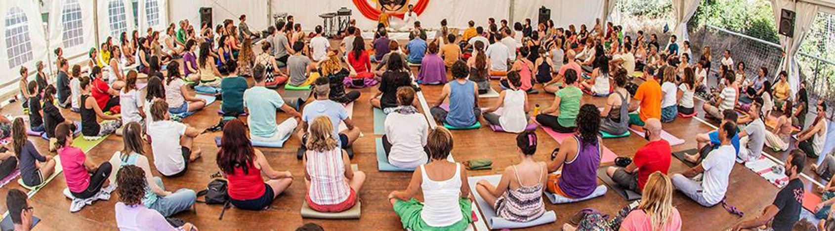 Talleres de Yoga