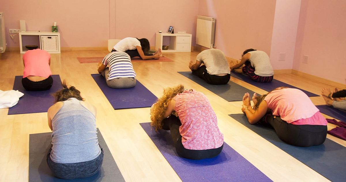 clases yoga