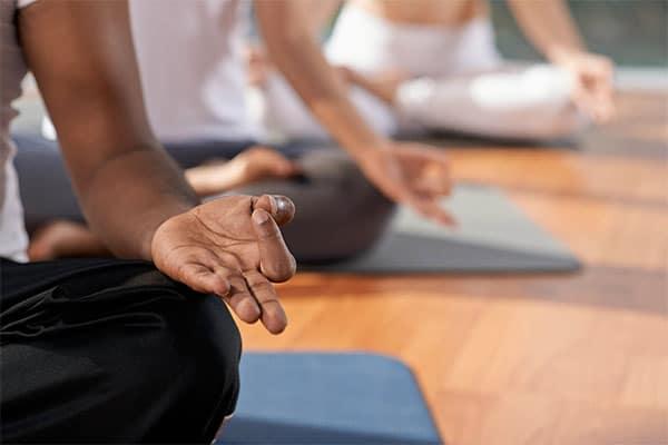 equilibrio mental en el yoga