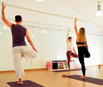 clases de yoga bono